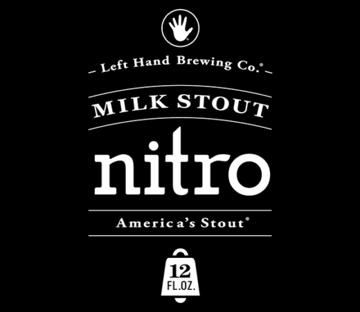 LEFT HAND MILK STOUT NITRO