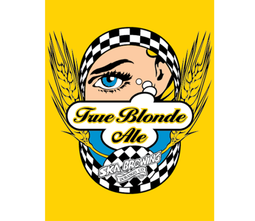SKA TRUE BLONDE ALE
