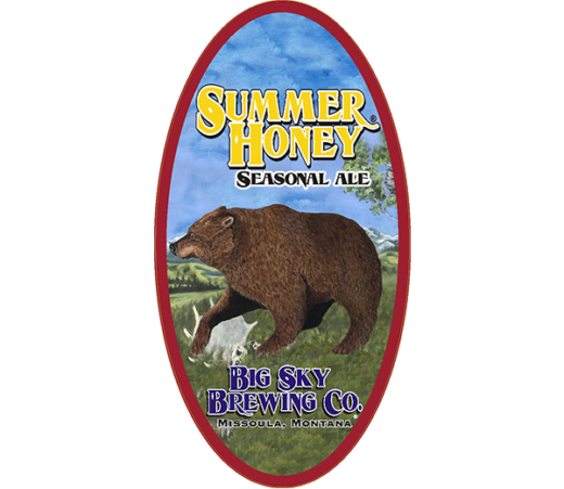 BIG SKY SUMMER HONEY ALE
