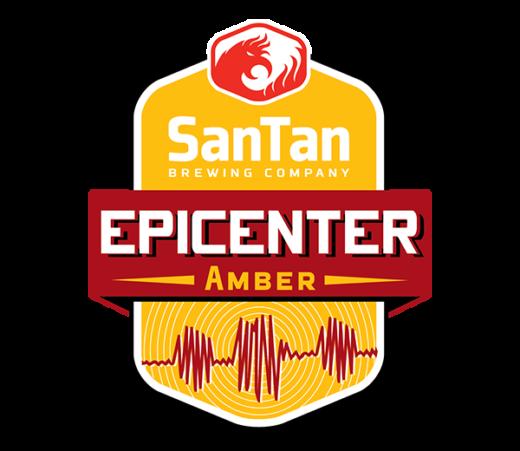 SANTAN EPICENTER AMBER ALE