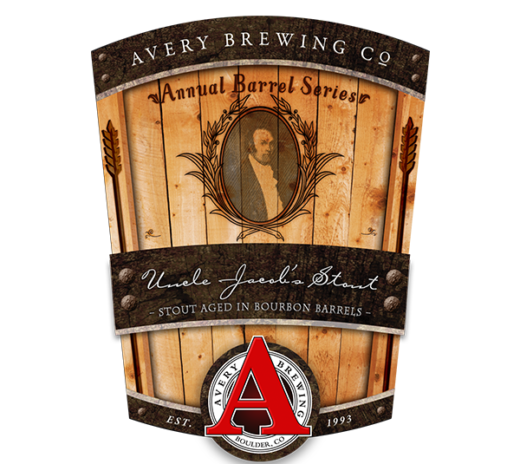 AVERY UNCLE JACOBS STOUT B/A