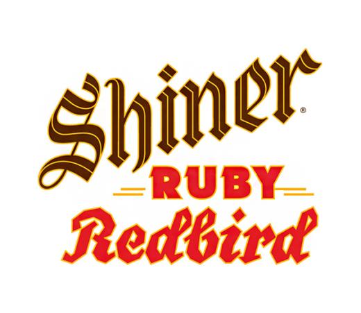 SHINER RUBY REDBIRD