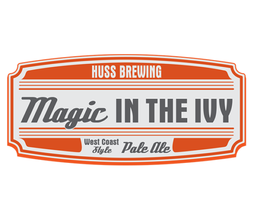 HUSS BREWING MAGIC IN THE IVY PALE ALE