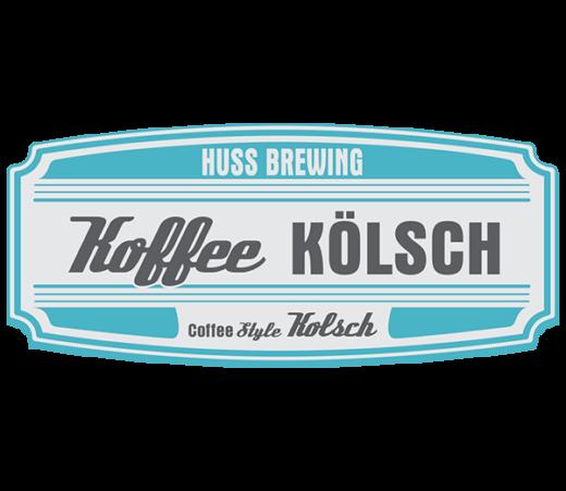 HUSS BREWING KOFFEE KOLSCH