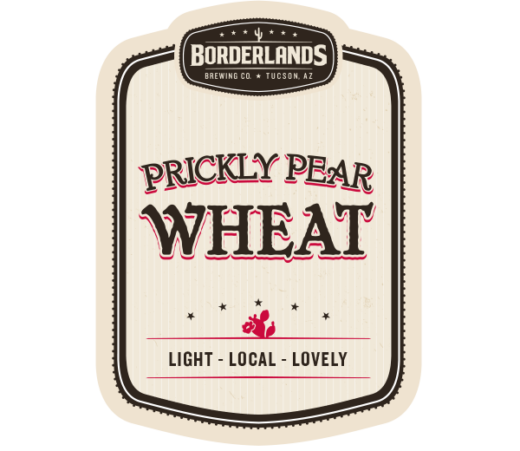 BORDERLANDS PRICKLY PEAR WHEAT