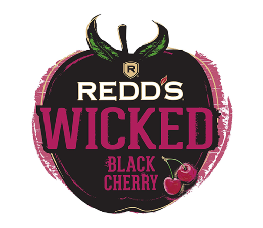REDD'S WICKED BLACK CHERRY