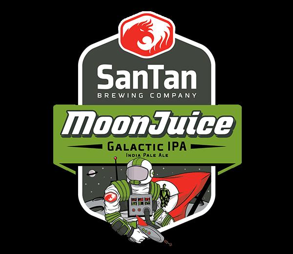 SANTAN MOONJUICE GALACTIC IPA
