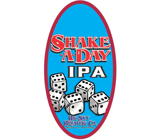 BIG SKY SHAKE-A-DAY IPA