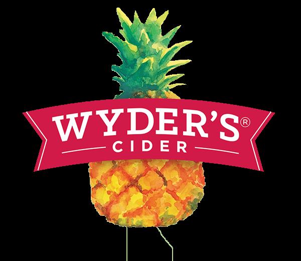 WYDER'S PRICKLEY PINEAPPLE