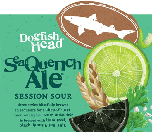 DOGFISH HEAD SEAQUENCHALE