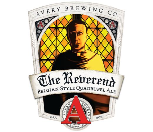 AVERY THE REVEREND BELGIAN STYLE QUAD