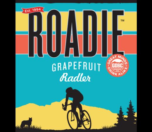 GREAT DIVIDE ROADIE GRAPEFRUIT RADLER