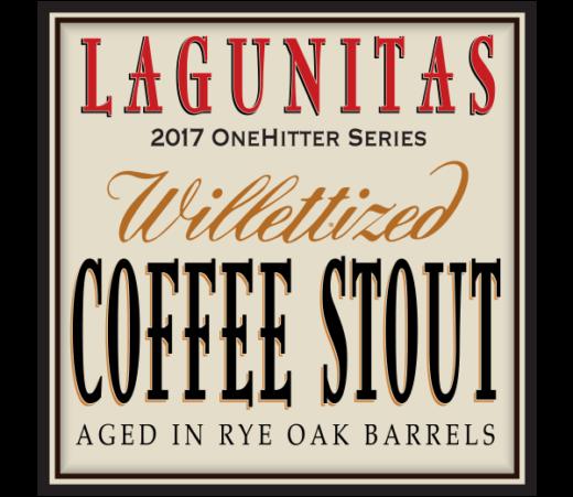 LAGUNITAS WILLETIZED COFFEE STOUT