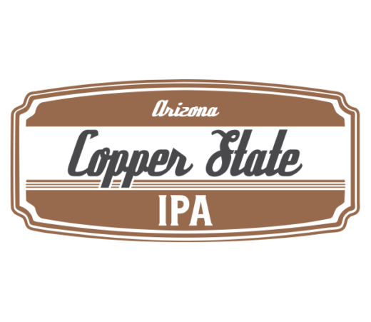 HUSS BREWING COPPER STATE IPA
