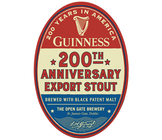 GUINNESS 200TH ANNIVERSARY