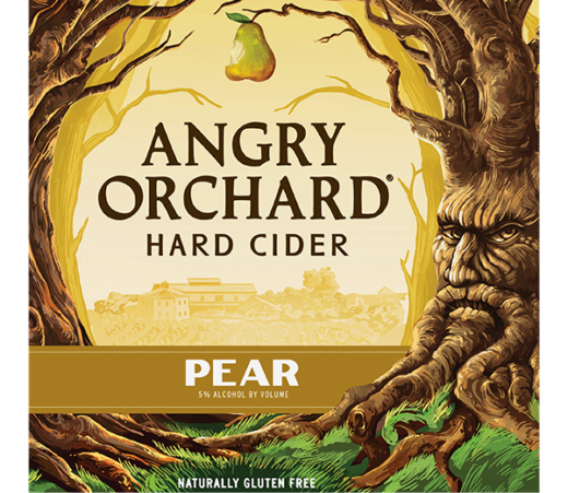 ANGRY ORCHARD PEAR
