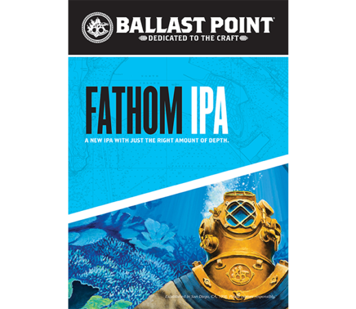 BALLAST POINT FATHOM IPA