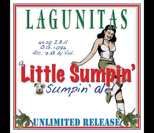 LAGUNITAS LITTLE SUMPIN' SUMPIN' ALE