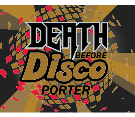 LEFT HAND DEATH BEFORE DISCO PORTER