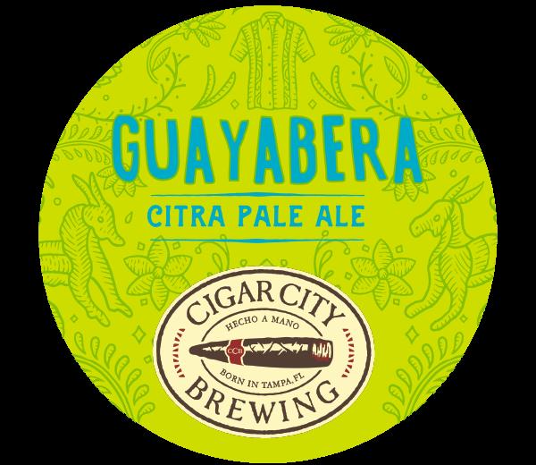 CIGAR CITY GUAYABERA CITRA PALE ALE