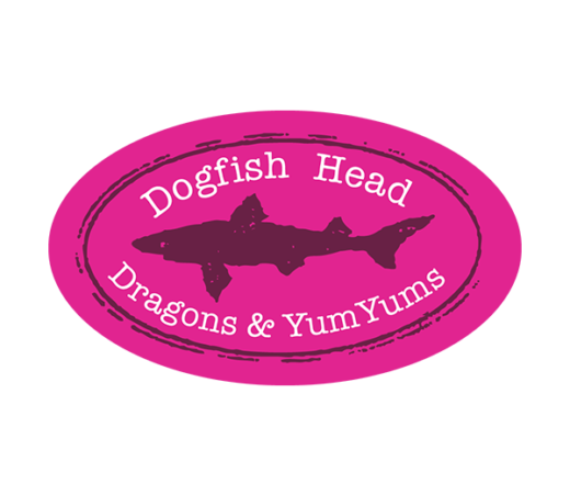 DOGFISH HEAD DRAGONS AND YUM YUMS PALE ALE