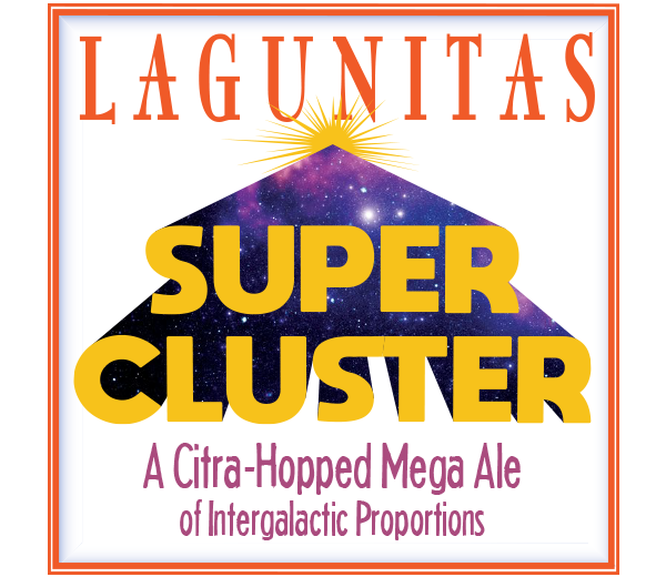 LAGUNITAS SUPER CLUSTER CITRA HOPPED ALE