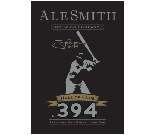 ALESMITH HALL OF FAME .394 IMPERIAL IPA