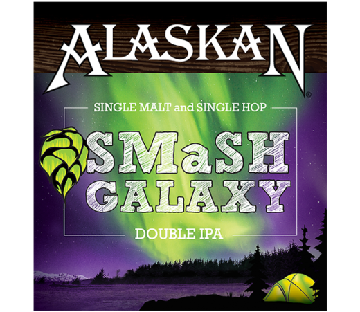 ALASKAN SMASH GALAXY IPA