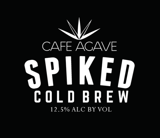CAFE AGAVE SPIKED COLD BREW VANILLA CINNAMON