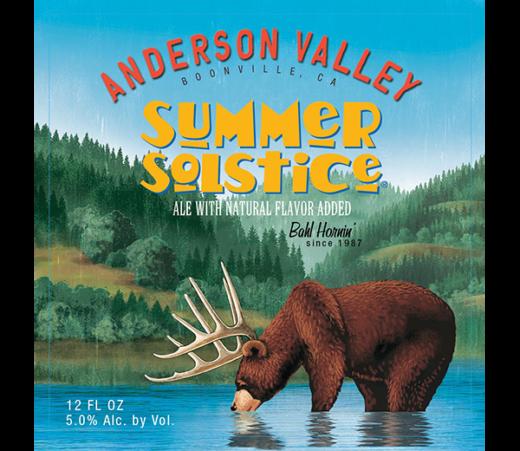 ANDERSON VALLEY SUMMER SOLSTICE