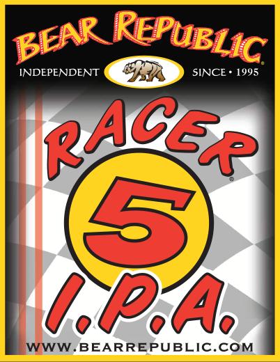 BEAR REPUBLIC RACER 5 IPA