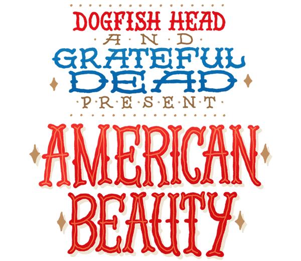 DOGFISH HEAD AMERICAN BEAUTY