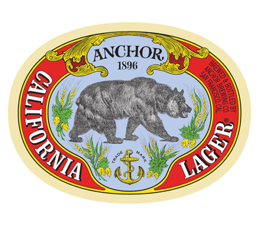 ANCHOR CALI LAGER