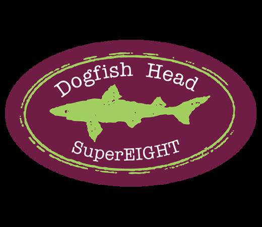 DOGFISH SUPEREIGHT SUPER GOSE