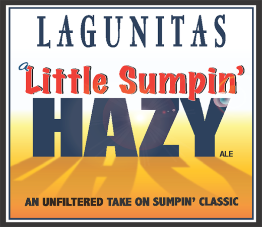 LAGUNITAS LITTLE SUMPIN' HAZY
