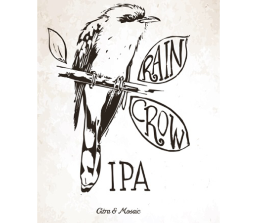BORDERLANDS RAIN CROW IPA