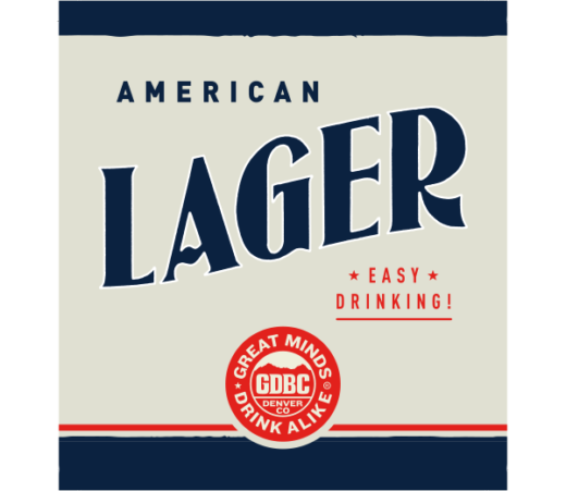 GREAT DIVIDE AMERICAN LAGERGREAT DIVIDE AMERICAN LAGER
