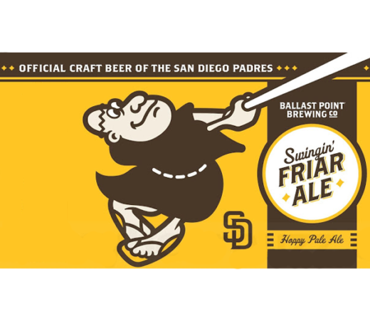 BALLAST POINT FRIAR'S ALE