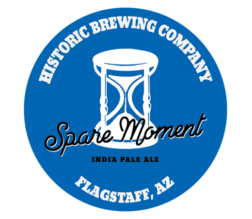 HISTORIC SPARE MOMENT IPA
