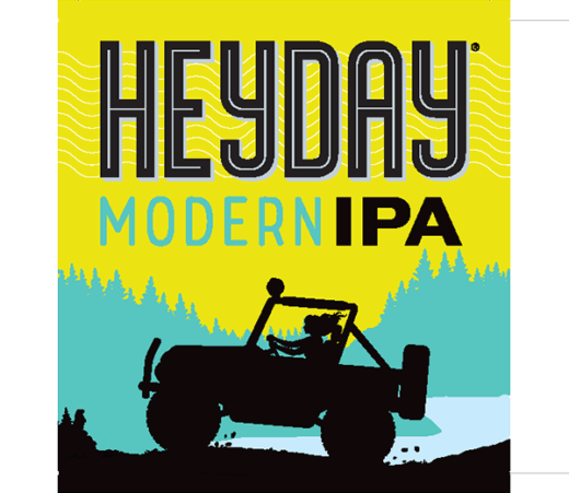 GREAT DIVIDE HEYDAY MODERN IPA (S)
