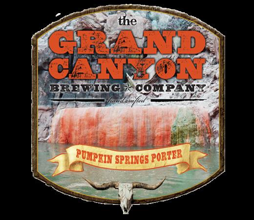GRAND CANYON PUMPKIN SPRINGS PORTER